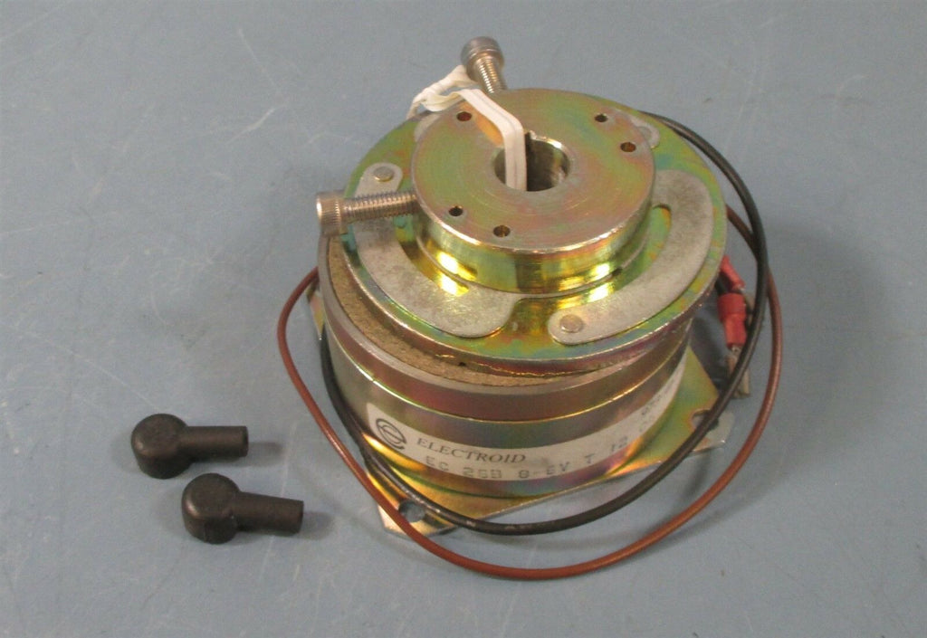 Electroid EC 25B 8-5V T 12 04 Brake / Clutch Assembly NWOB