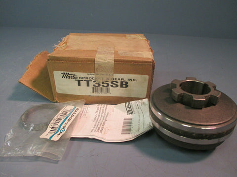 MARTIN SPROCKET & GEAR INC  DODGE NO. 35 TORQUE TAMER TT35BS