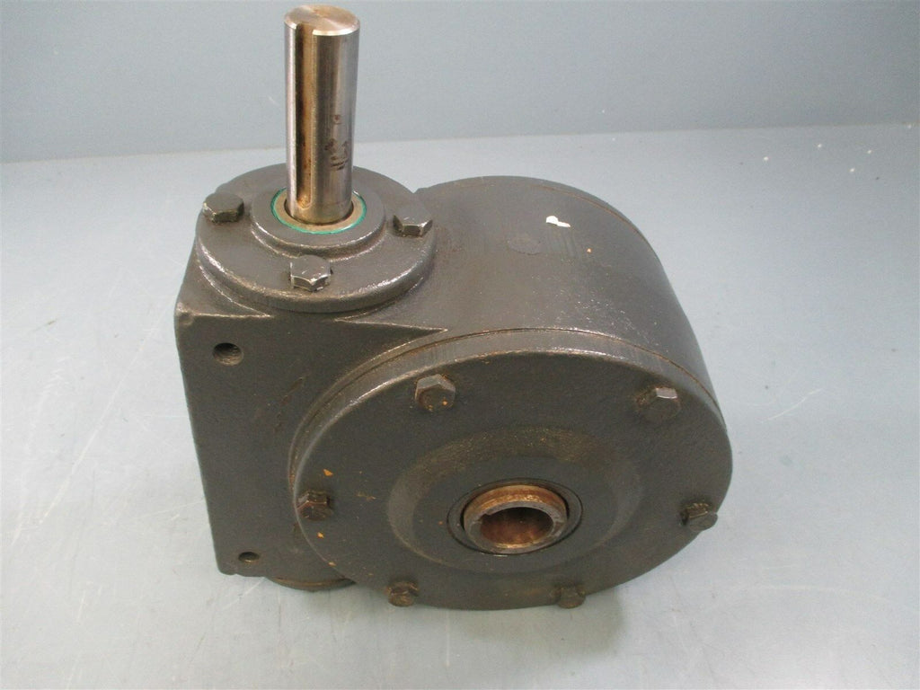 Hub-City Worm Drive Beavel Gear Reducer 16:1 W50B 0220-03003-050 Style A - New