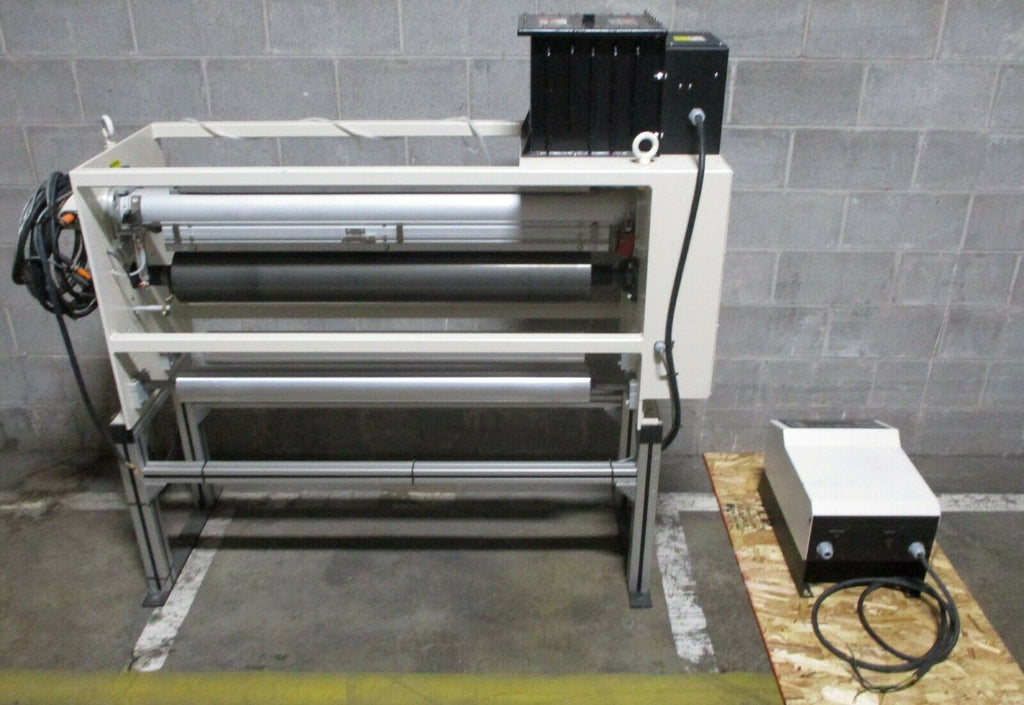 Enercon Ind LM3436-264 Corona Treater Treat Station w/ Compak 2000 Power Supply