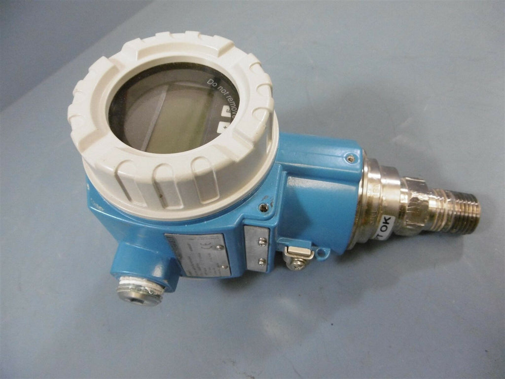 Used Endress+Hauser Cerabar S PMP71-TAC1H61RDAAA Pressure Transmitter