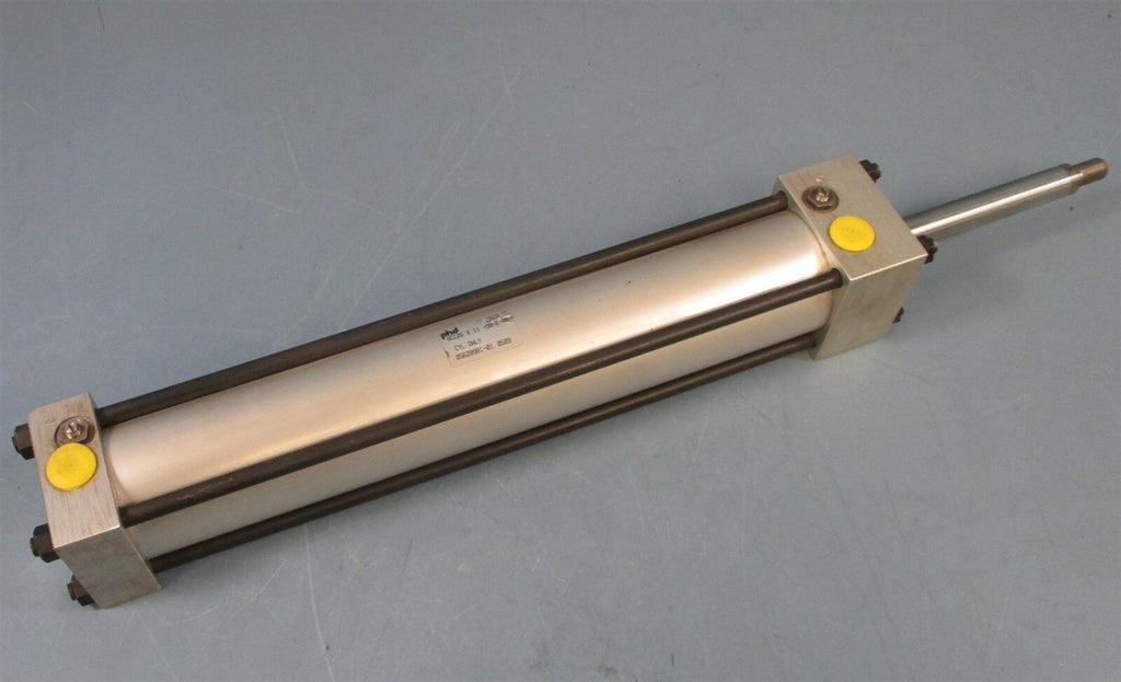"PHD SEC26 x 11 -DB-E-H4 Pneumatic Air Cylinder 11"" Stroke 1-3/8"" Bore NWOB"