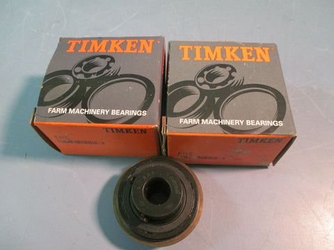 Timken Wide Inner Ring Ball Bearing Lot of Two ER8