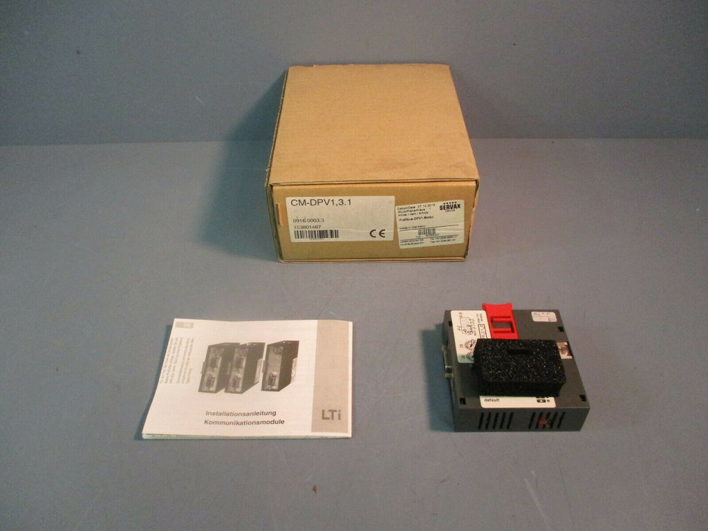 LTI Drive Communication Module CM-DPV1,3.1 NEW