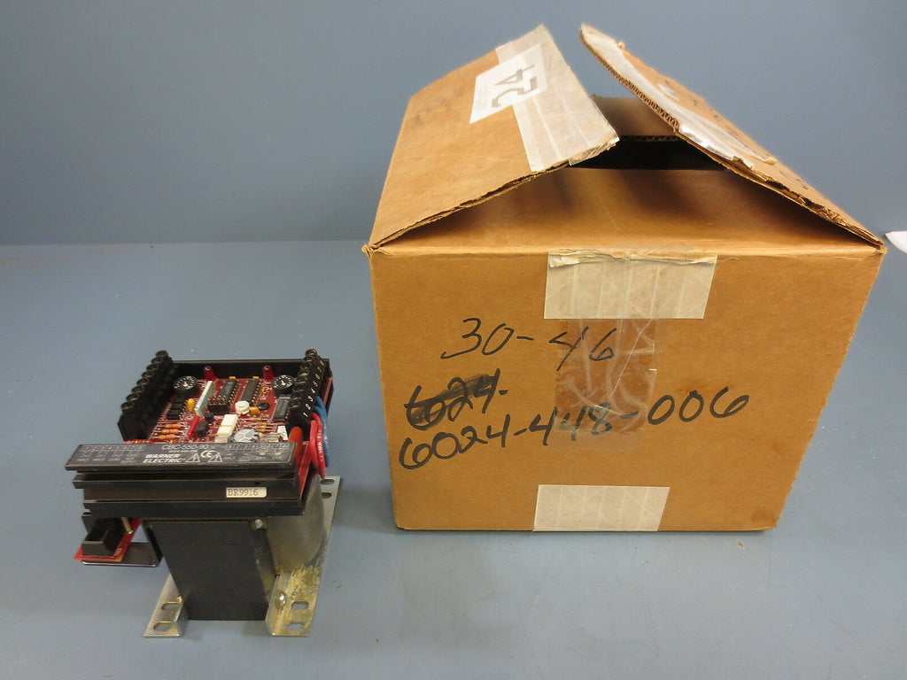 Warner Electric 6024-448-006 120V Vac Power Supply 90V Vdc