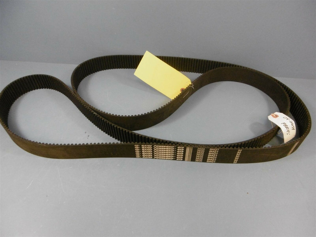 New Gates Powergrip GT2 8MGT-3600-50 8MGT Carbon Belt
