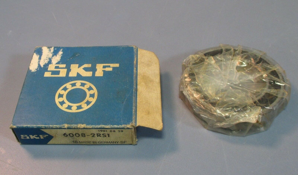 6008-2RS1 SKF Bearing New in Box