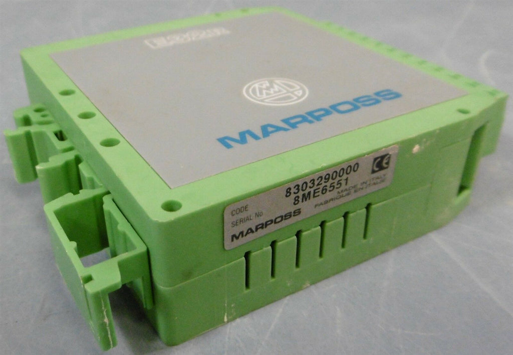 Marposs E32R Interface Module 8303290000 SN.: 8ME6551