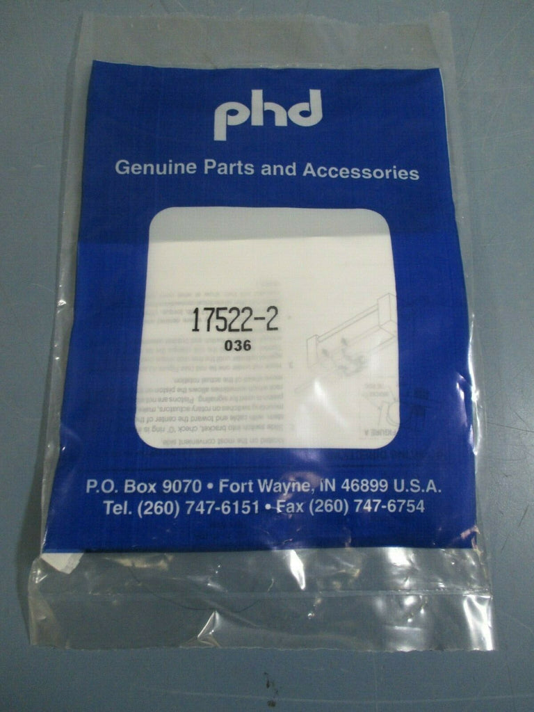 Phd Inc Compact Proximity Switch Quick Connect 17522-2