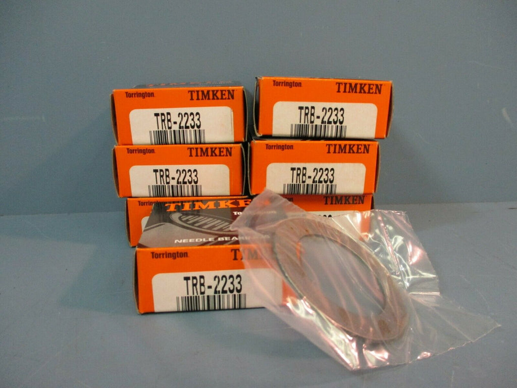 Timken Fafnir Koyo Torrington Washer TRB-2233 LOT OF 7