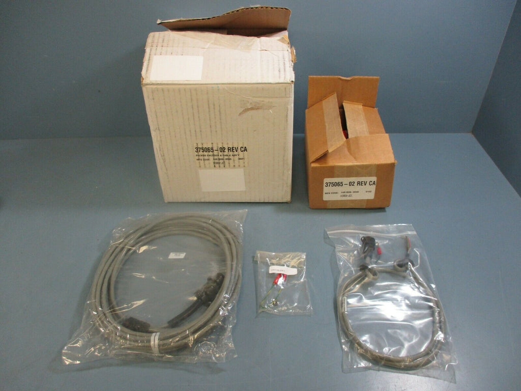 Videojet Encoder & Cable Assembly 375065-02 Rev. CA NEW