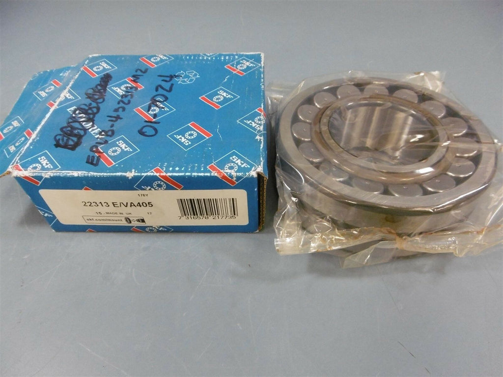 New SKF 22313 E/VA405 Spherical Roller Bearing 65x140x48MM Explorer