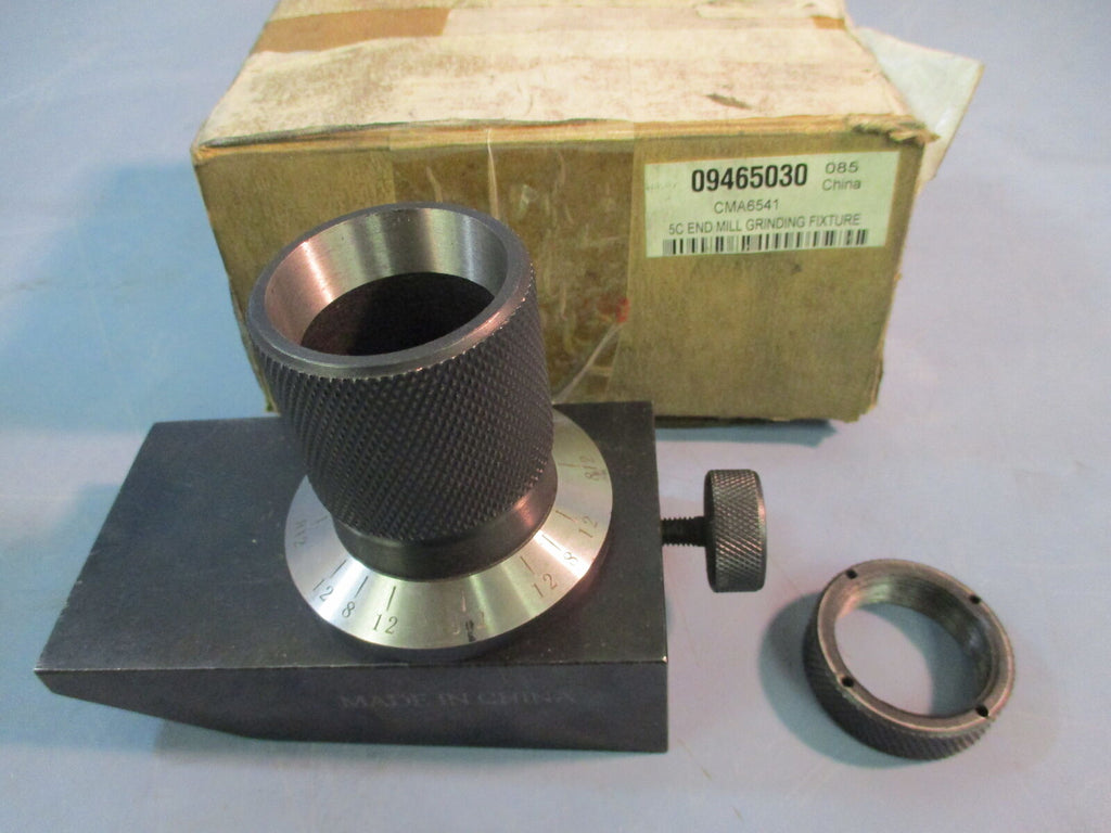"End Mill Grinding Attachment 09465030 1/16 -1-1/8"" Range"
