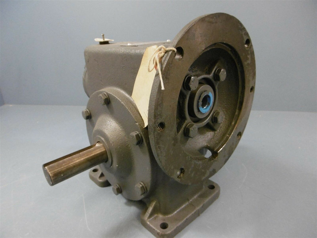 "Winsmith 4MCT 50:1 .83HP In 888TQ Out 004MCTS21000FT 1"" Shaft"