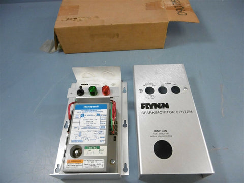 Flynn Honeywell 6651 Spark/Monitor Honeywell D87B Direct Spark Ignition