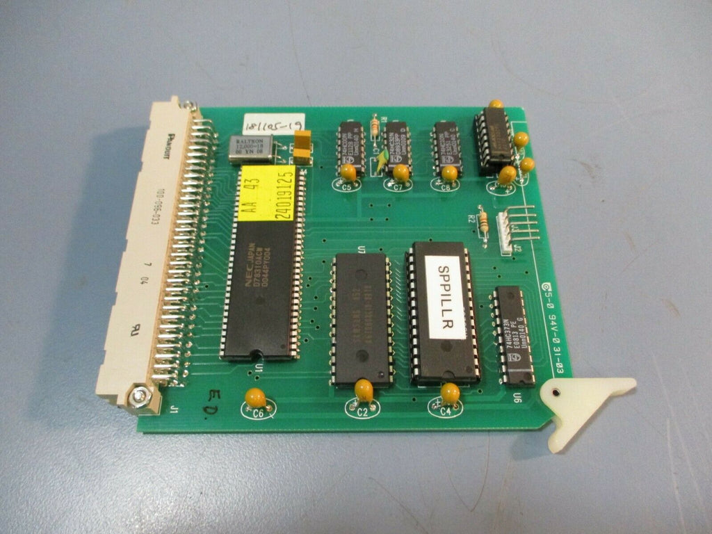 Longford Circuit Board M1001-5 Used
