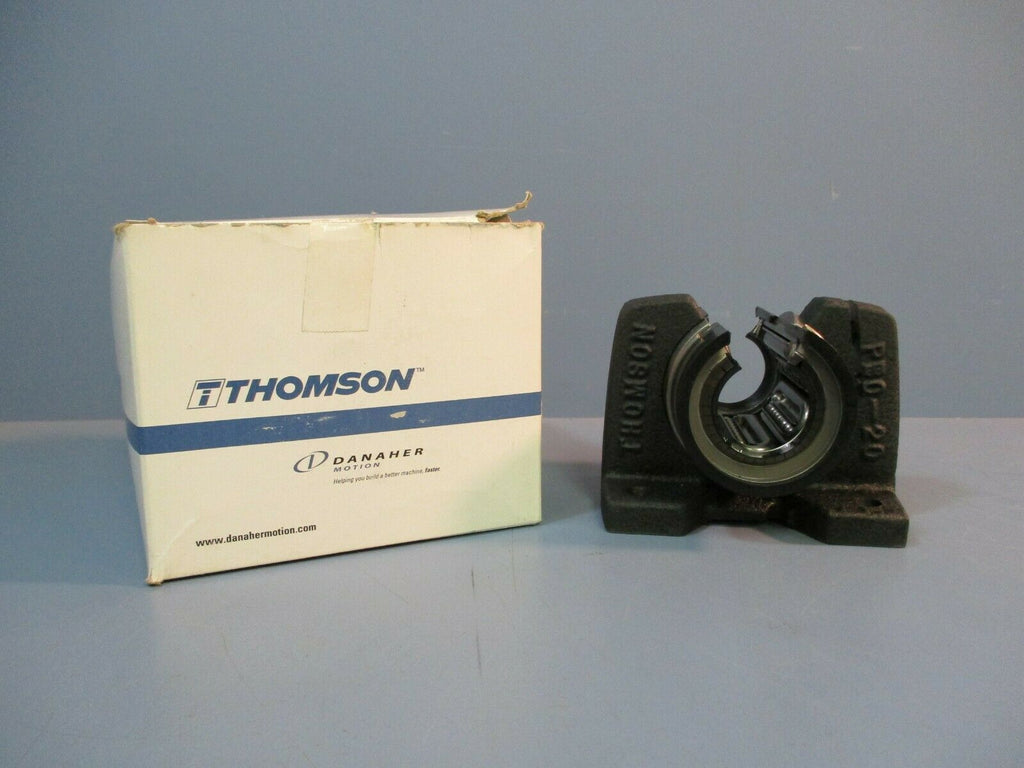 "Thomson Pillow Block Bearing PBO200PN 1-1/4"" NEW IN BOX"
