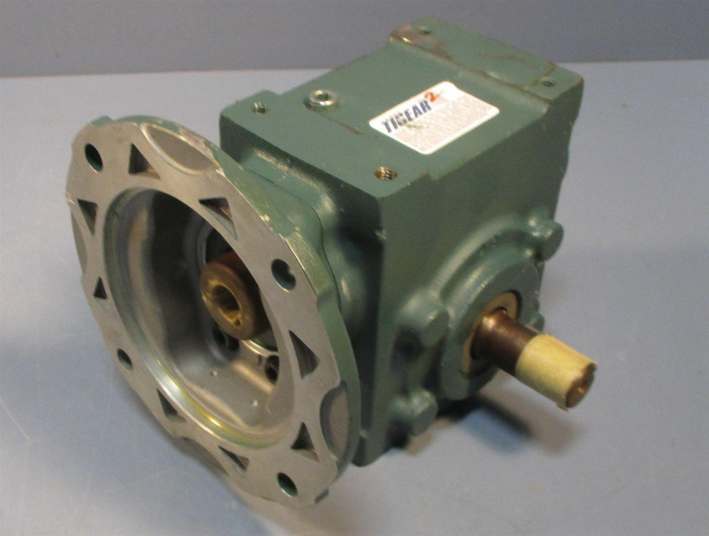 Dodge Tigear 2 20:1 Ratio Gear Reducer 17Q20R56 1.04 Max HP, 602 LB-IN Used