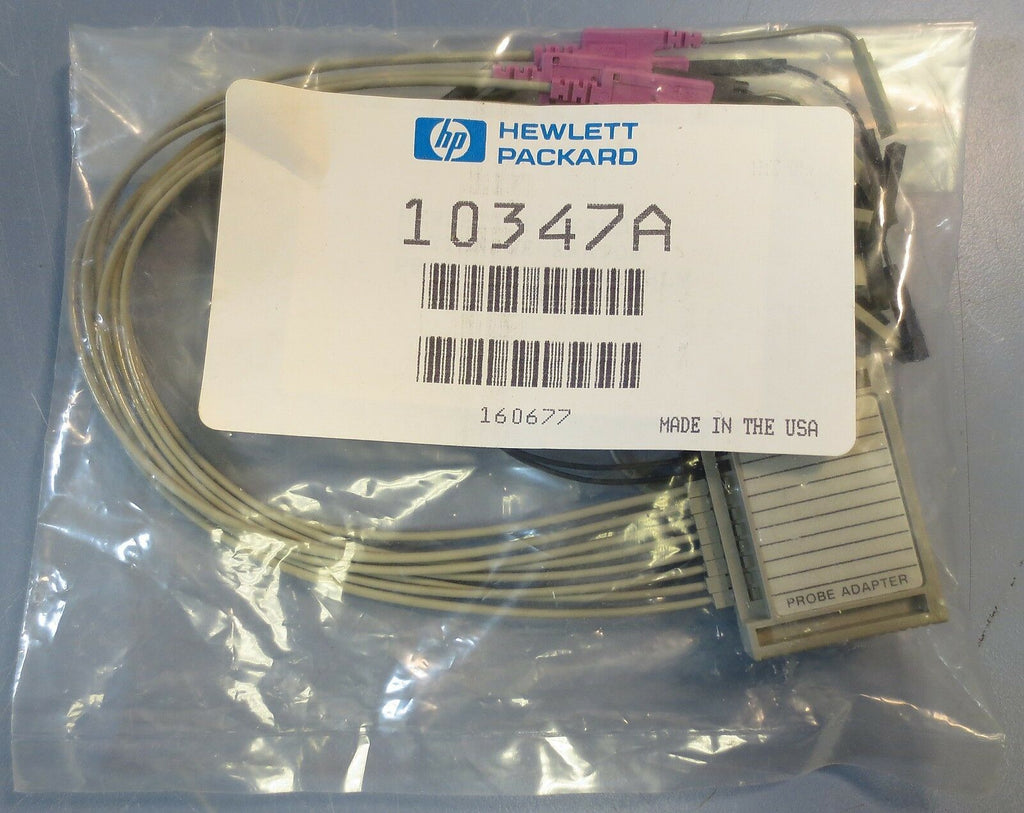 HP Hewlett Packard Probe Adapter Model 10347A New
