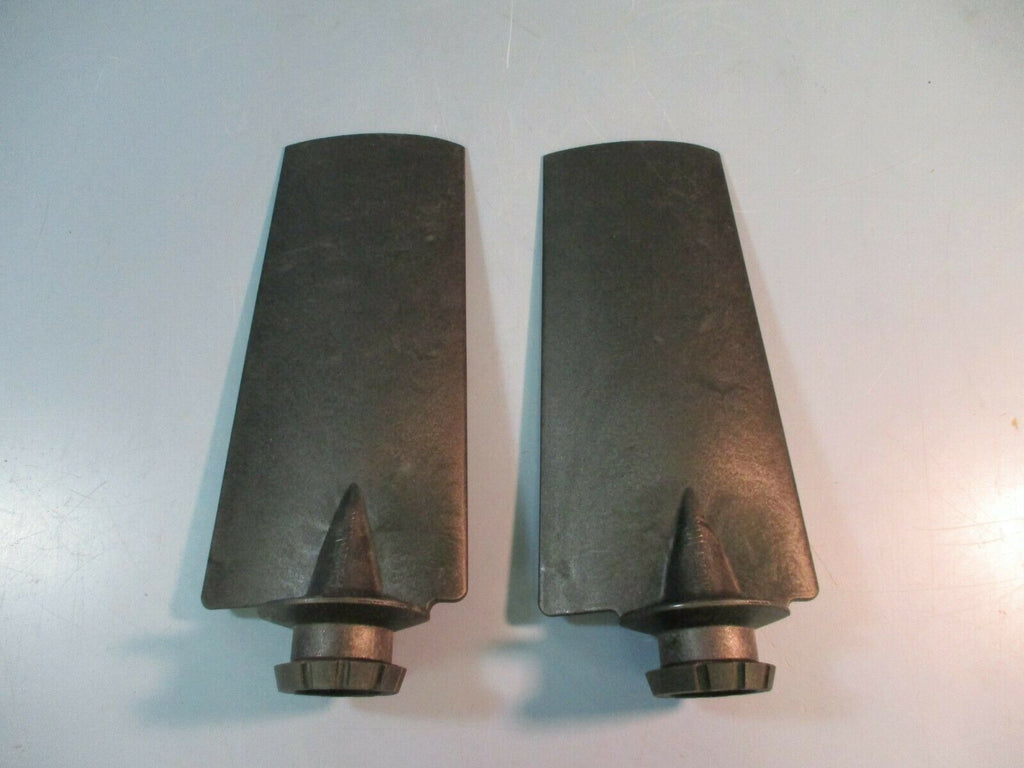 Multi-Wing Axial Fan Blade NEW LOT OF TWO