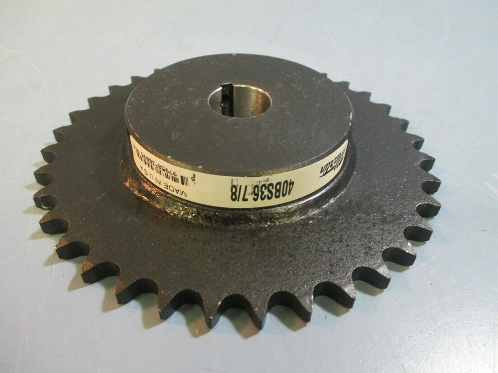 Martin 7/8 Sprocket 40 Chain 36 Teeth 40BS36