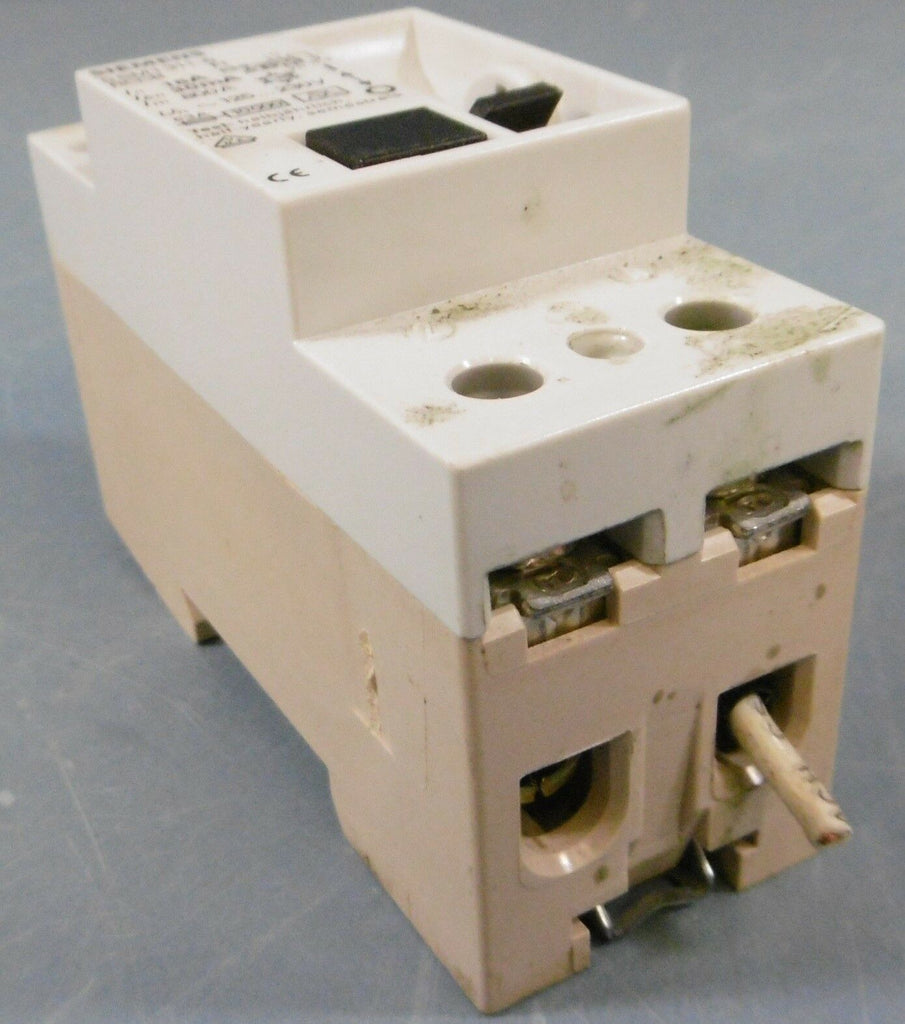 Siemens 5 SM1311-6 Safety Switch RCCB FI 16A 30mA 800A 3116-4