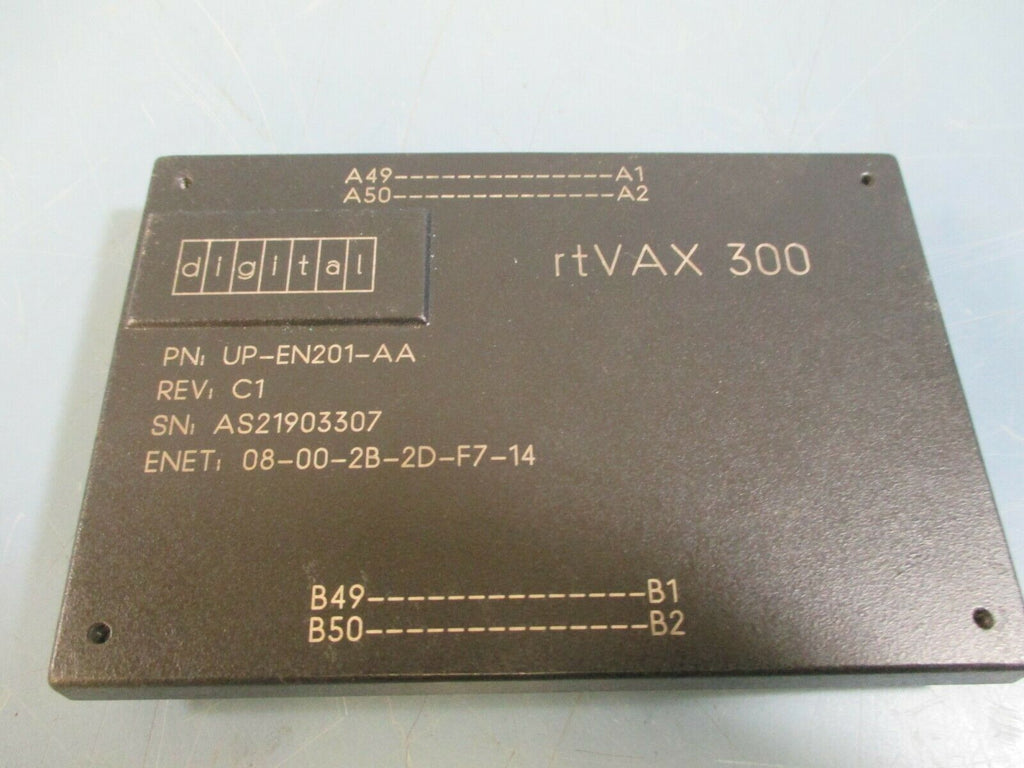rtVAX 300 CPU Daughter Card UP-EN201-AA Rev. C1