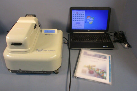 Pall Corporation Micro-24 MicroReactor Bioreactor w/ Dell Laptop & Software
