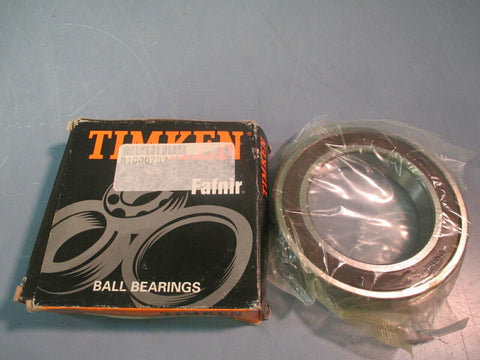 Timken Deep Groove Ball Bearing, 70mm x 110mm x 20mm 9114PP