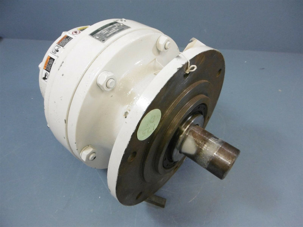 "SM-Cyclo CNVS-4115DBY-384 384:1 .48HP In 1750 RPM 5200TQ Out 1-1/2"" Shaft & 5/8"""