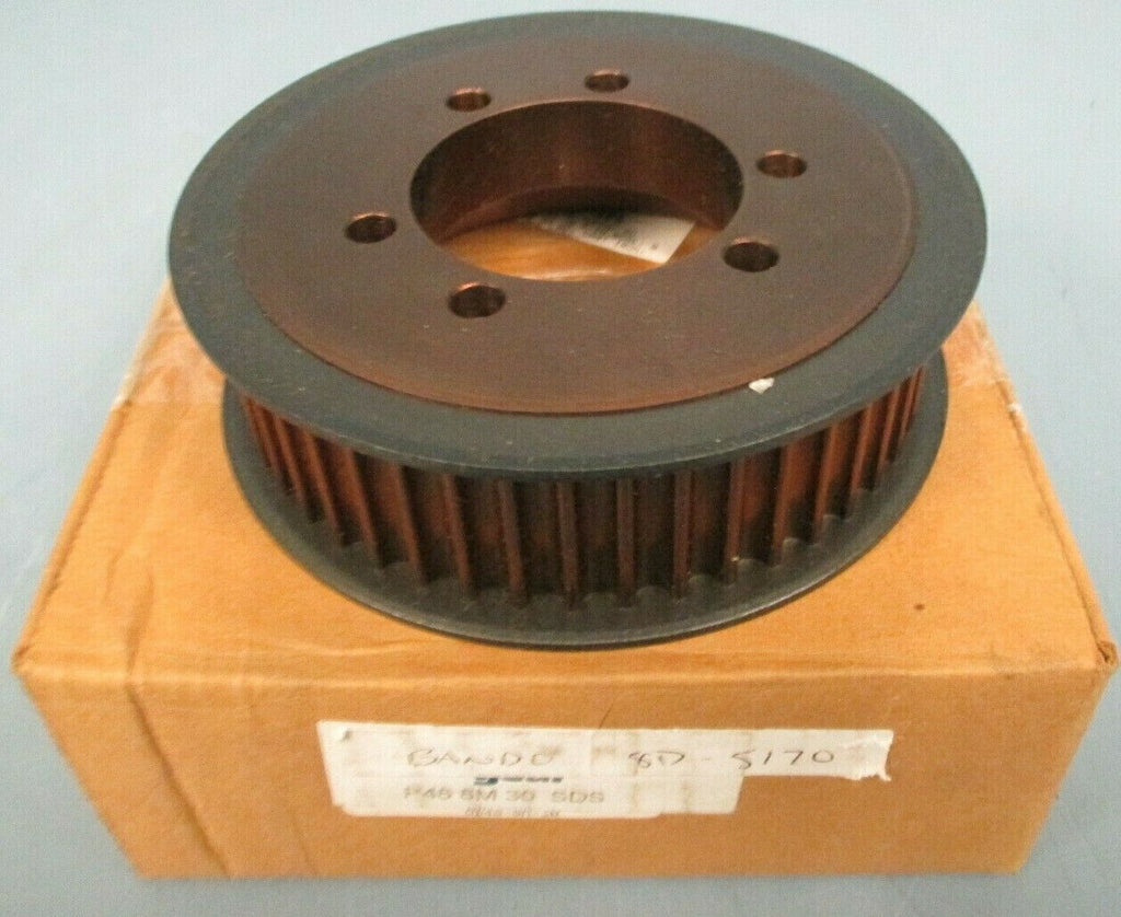 TB WOOD'S PULLEY,TIMING, 48 TEETH 1/2 IN TO 2 IN BORE, 8 MM PITCH P48-8M-30-SDS