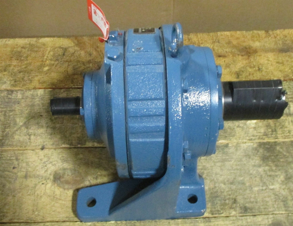 Shimpo Circulute D03-29SHFTBH Gear Speed Reducer 29:1, 7.31 HP 7020 In-Lb New