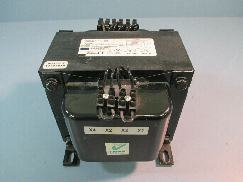 EGS Electrical CE1500MH Transformer HEVI DUTY SOLA