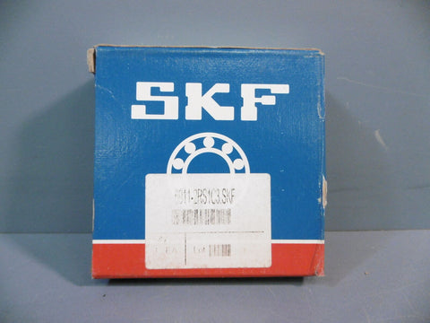 SKF Radial/Deep Groove Ball Bearing 6011-2RS1C3 NEW IN BOX