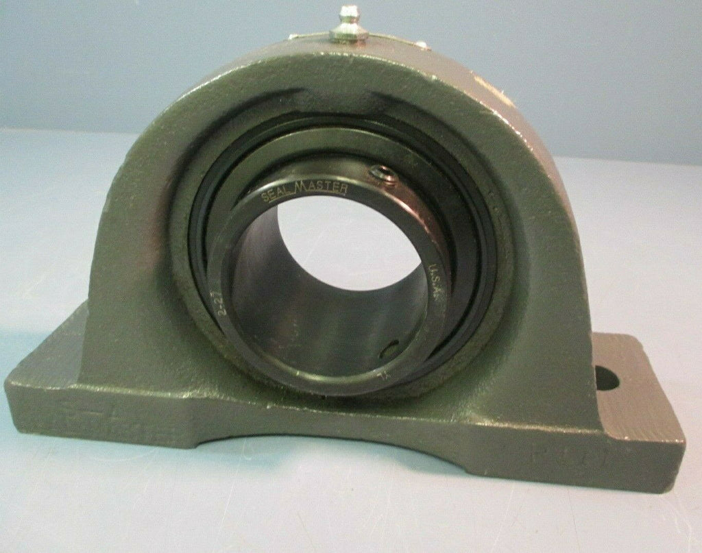 "Sealmaster 2 Bolt Pillow Bearing Block 2-7/16"" NP-39"