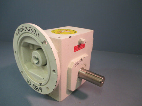 GROVE GEAR WASHGUARD RIGHT ANGLE GEAR REDUCER WBMQ824-20-R-56