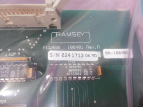 1 New Ramsey ECW950 Printed Circuit Distribution Board Rev A