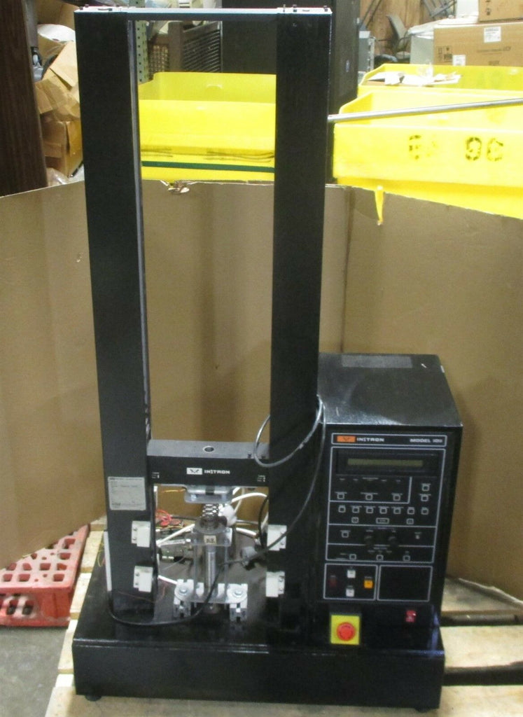 Instron Tensile Compression Tester 1011, 1000 Lb Modified Unit Used