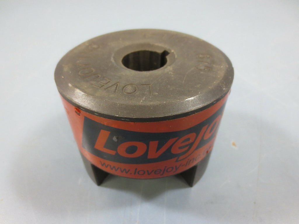 "1 New Lovejoy L-110 L110 875 7/8"" Inch Bore Coupling Shaft Hub"
