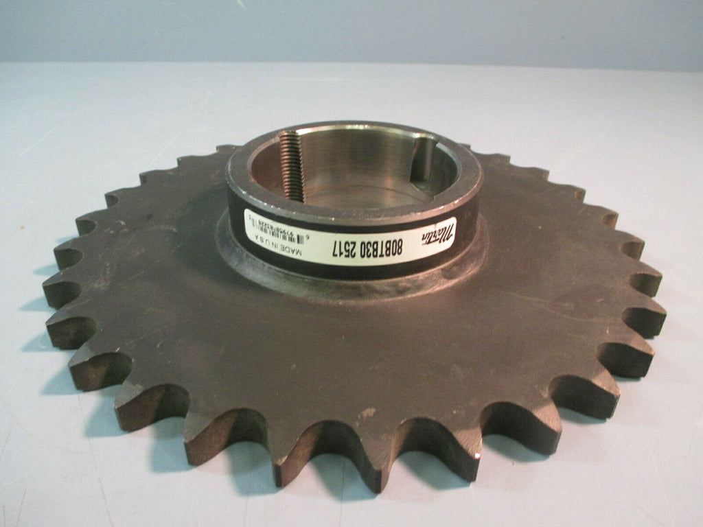Martin Taper Lock Sprocket Single Row w/ 30 Teeth 80BTB30 2517
