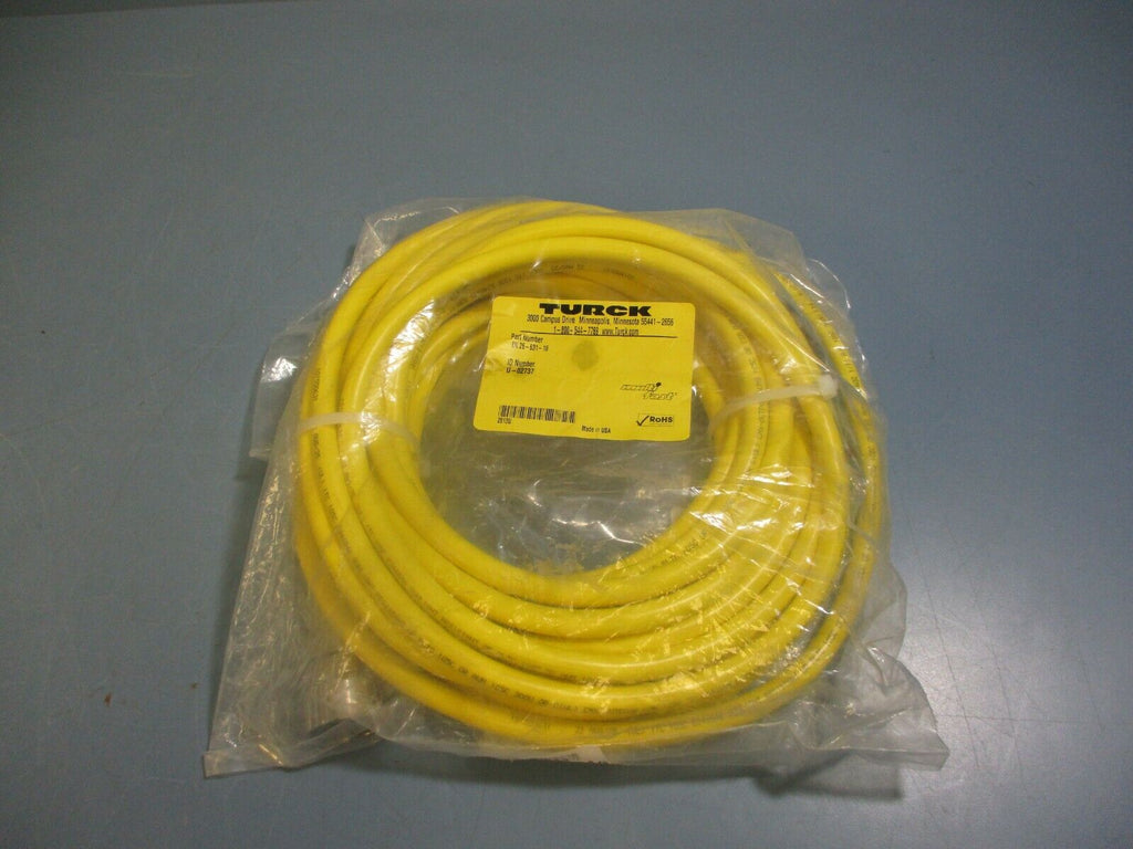 Turck Cable Cordset DK26-631-10 FACTORY SEALED