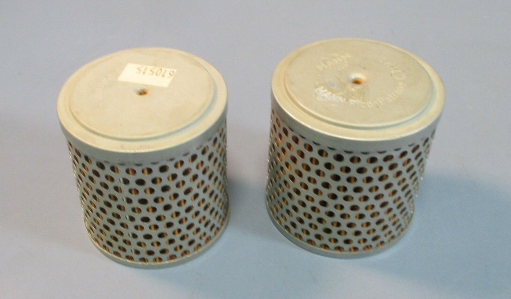 "Lot 2 Mann Filters C711/1 Pico-Patrone Air Filter 2.65"" OD x 2.765"" Long NWOB"