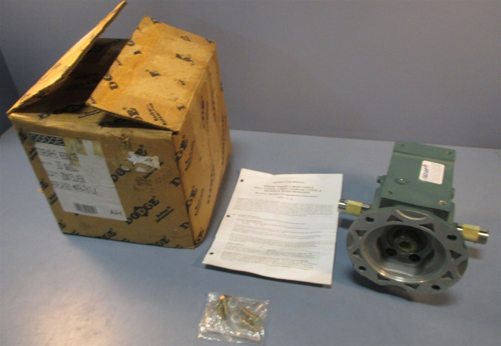 Dodge Tigear 2 20Q15LR56 Gear Reducer 1.72 HP, 15:1 Ratio, 790 Lb-In Torque NIB