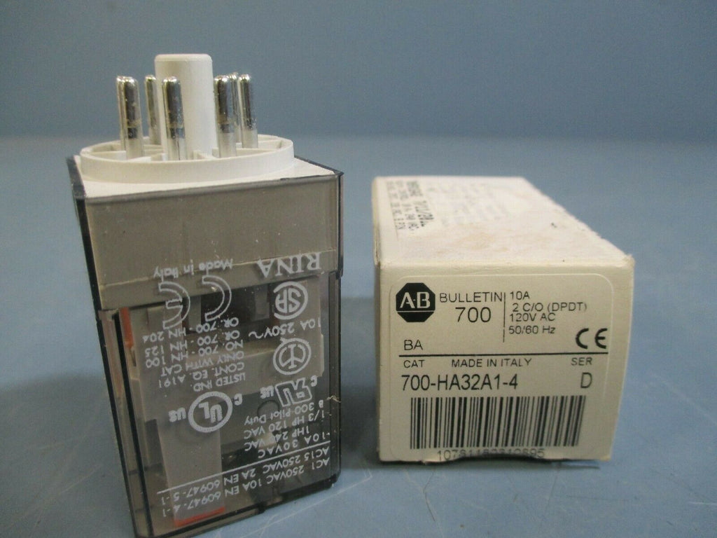Allen-Bradley Relay Series D 700-HA32A1-4