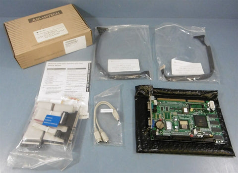 *NIB* Advantech PCA-6740 STPC Elite Half-Sized CPU Card w/ Original Manual