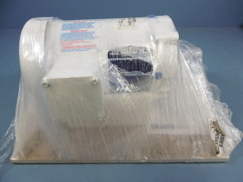 1 New Baldor 34J479-2718G1 1/2 Hp 3450 RPM Electric Motor
