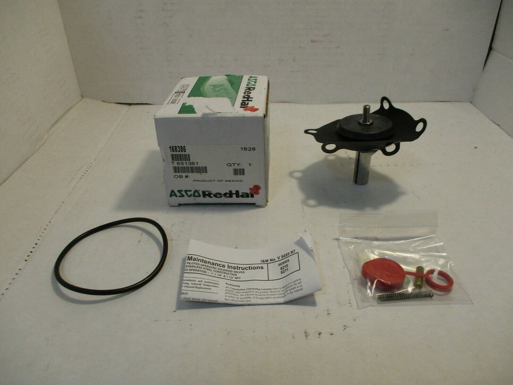 ASCO Red Hat Valve Repair Kit 168386 NEW