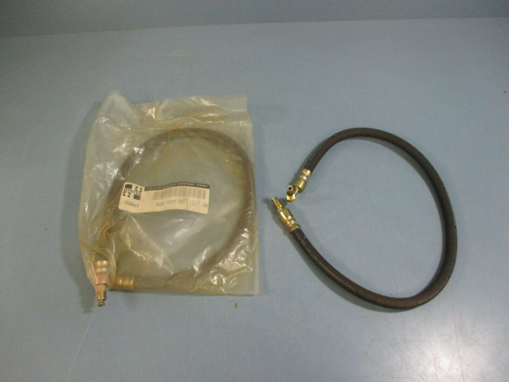 Hyster Forklift Hose Assy BR 260444 ⅛in x 24in LG NEW LOT OF TWO
