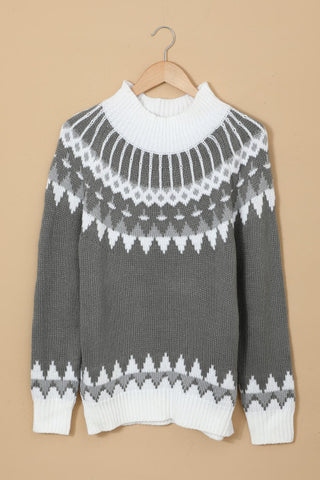 Pivot Special - Meg Tribal Sweater