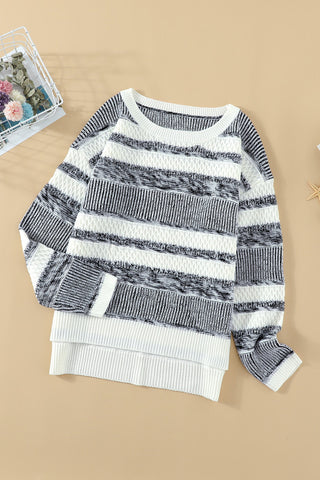 Pivot Special- Meghan's Striped Sweater